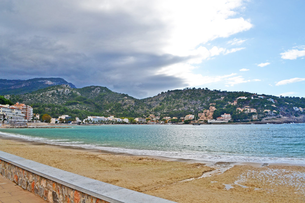 Port de Soller, Majorca    more info