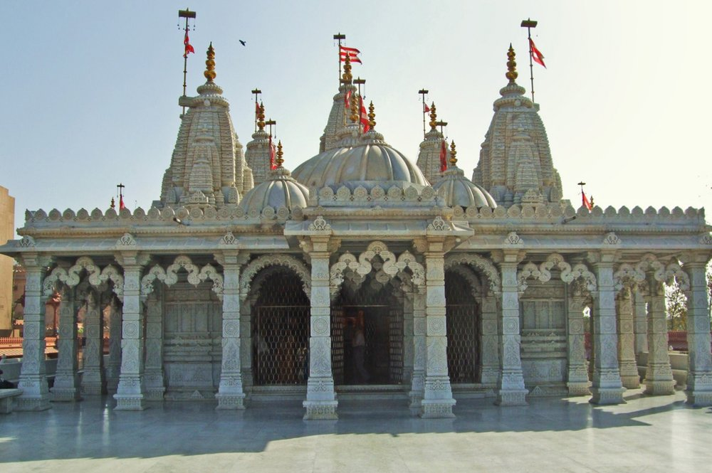 Temple in New Delhi    more info