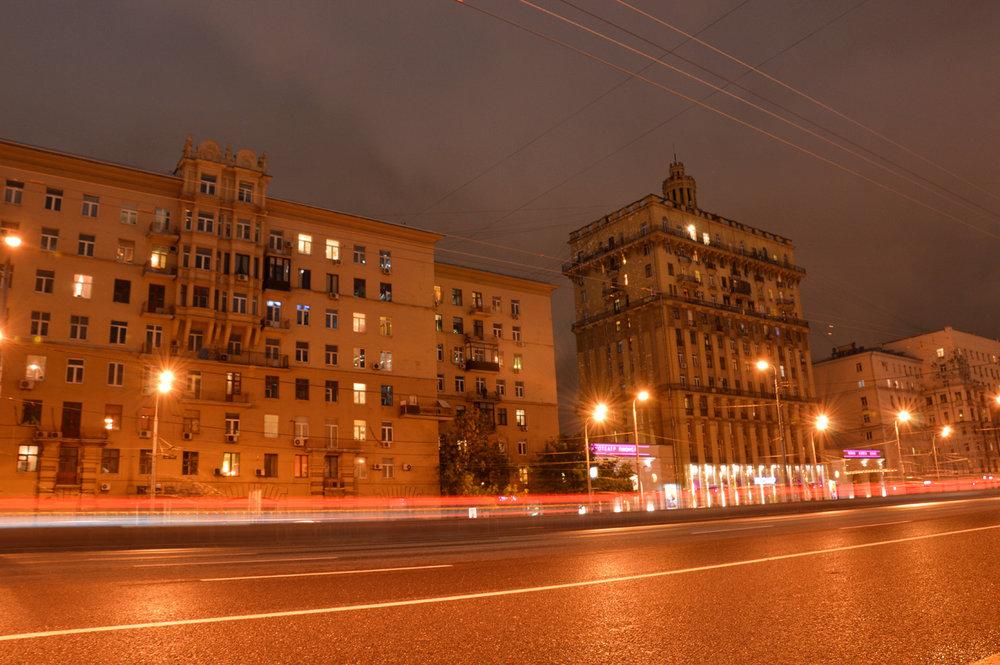 Soviet-era architecture