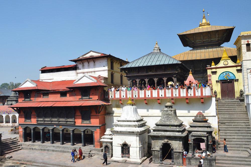 Pashupatinath Hindu Temple