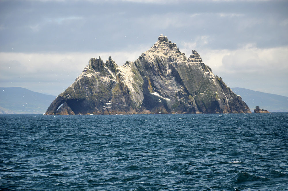 Little Skellig island
