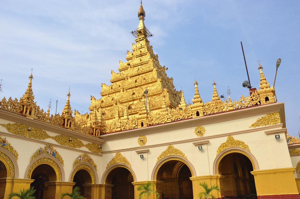 Mahamuni Temple