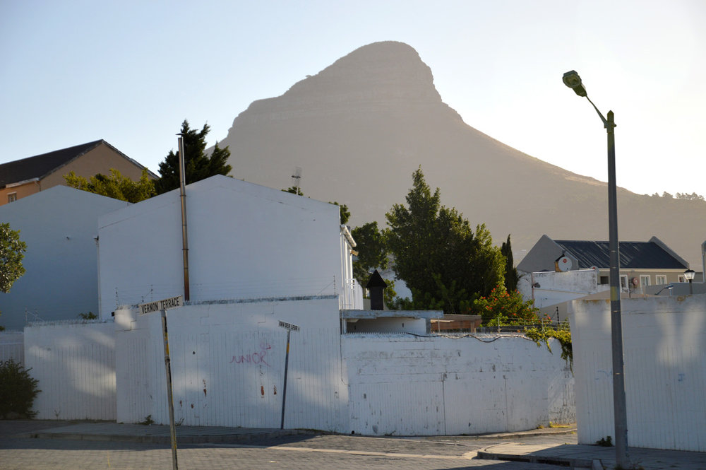 Lion's Head seen from District Six