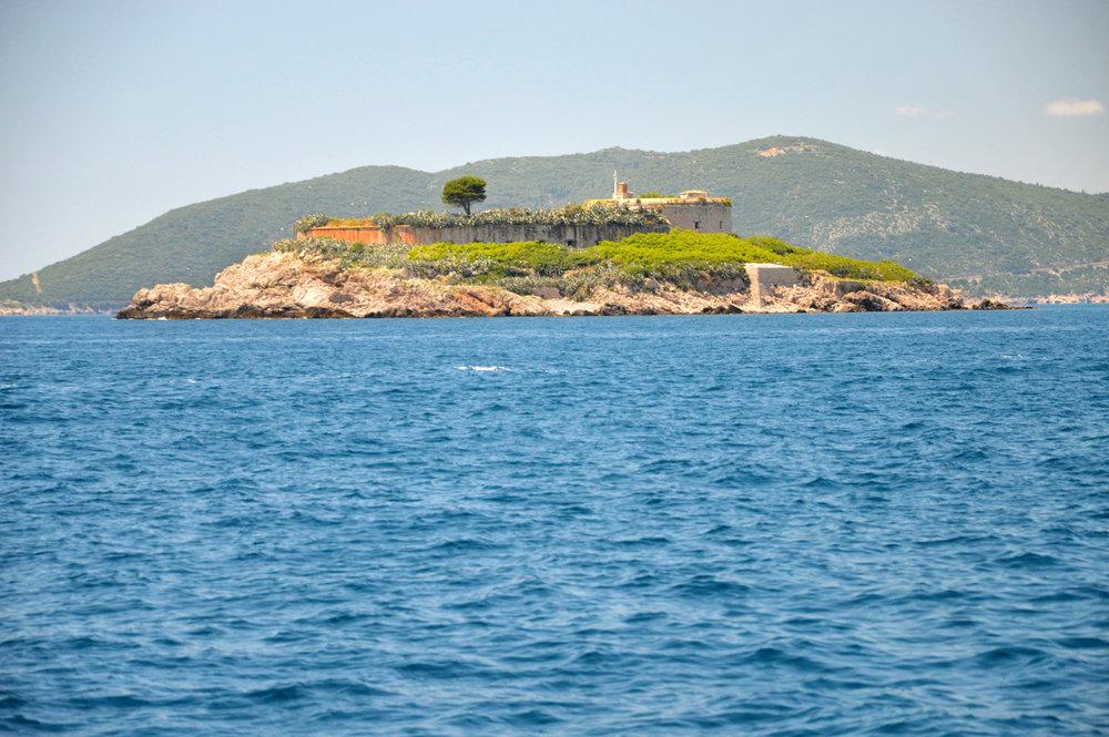 Mamula Island