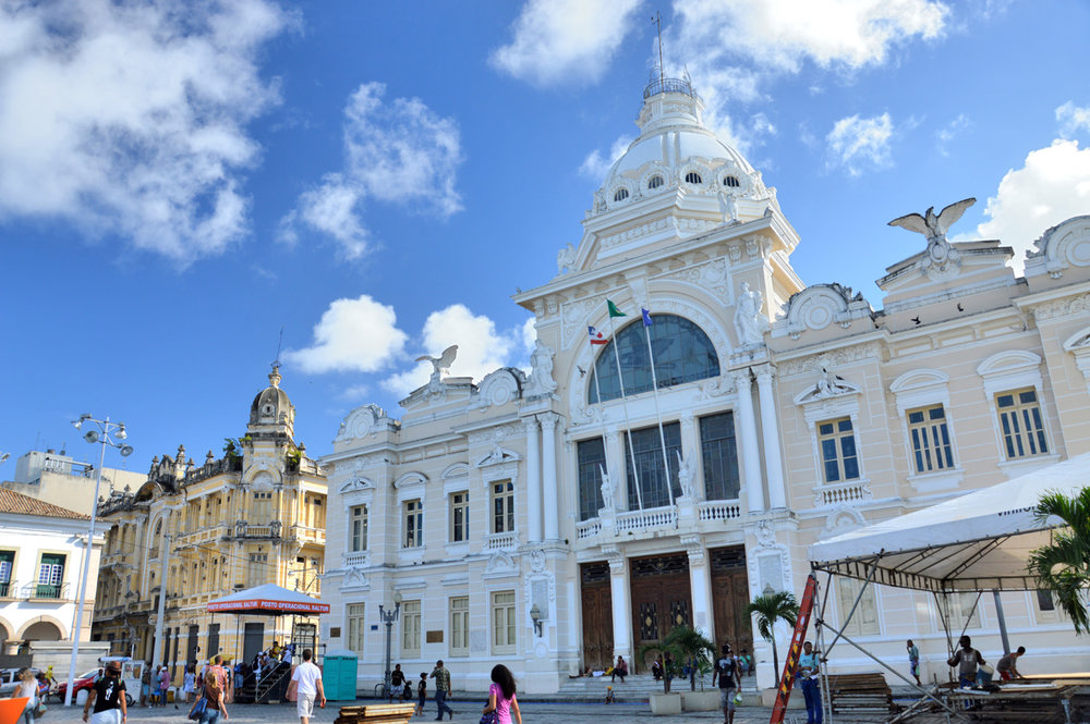 Palacio Rio Branco - antiga sede do governo