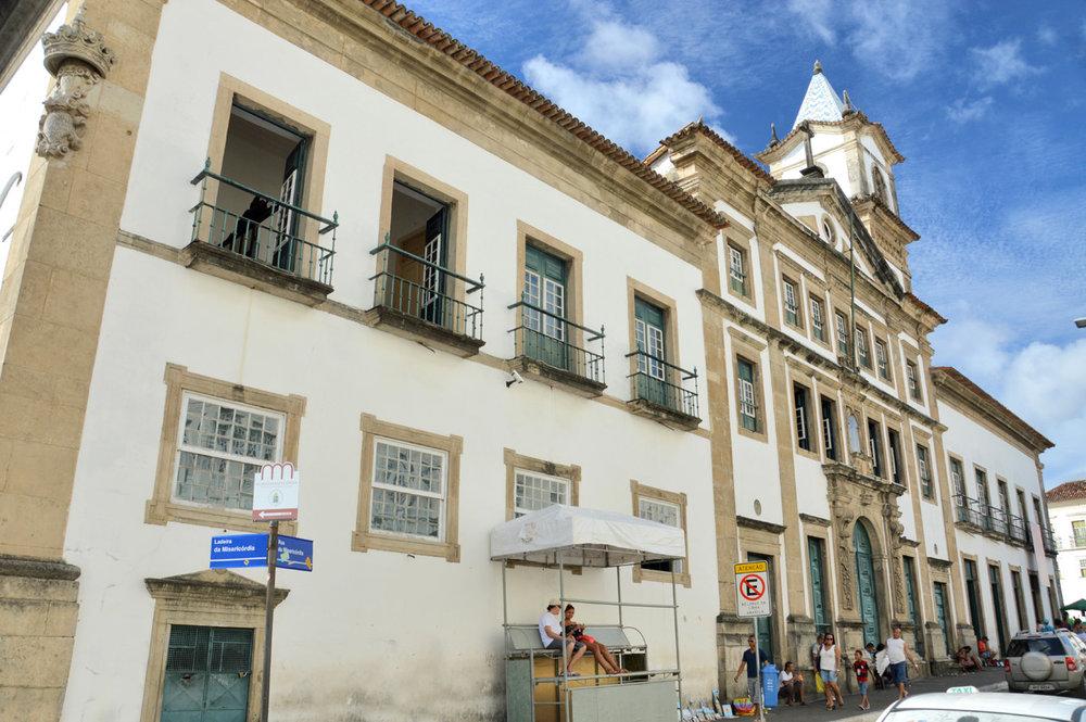 Centro Cultural - Solar Ferrao