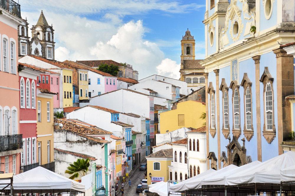 Belo centro histórico