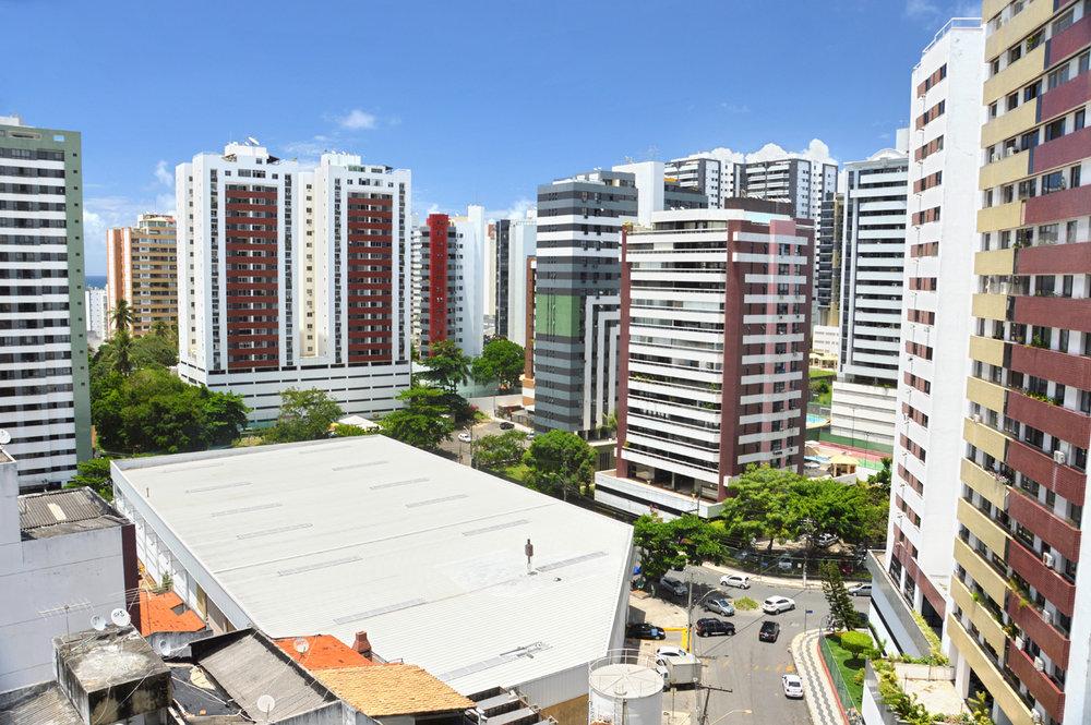 Salvador moderno