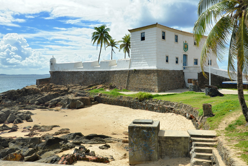 San Diogo Fort