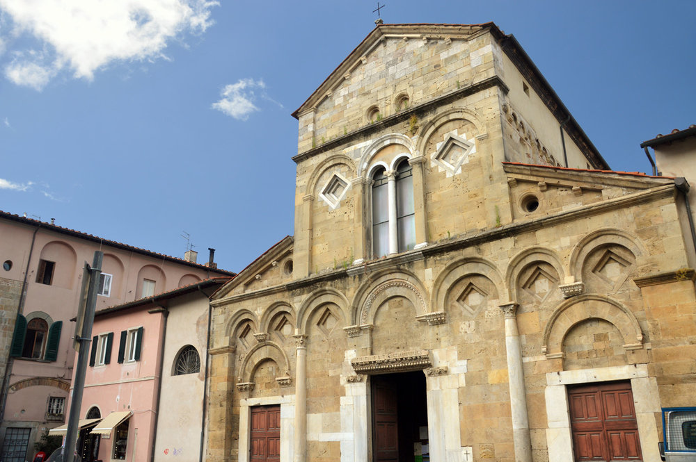 San Frediano church