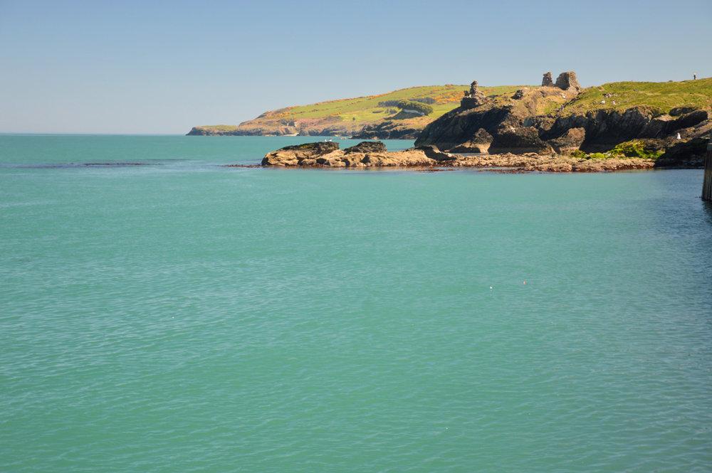 Coast near Wicklow