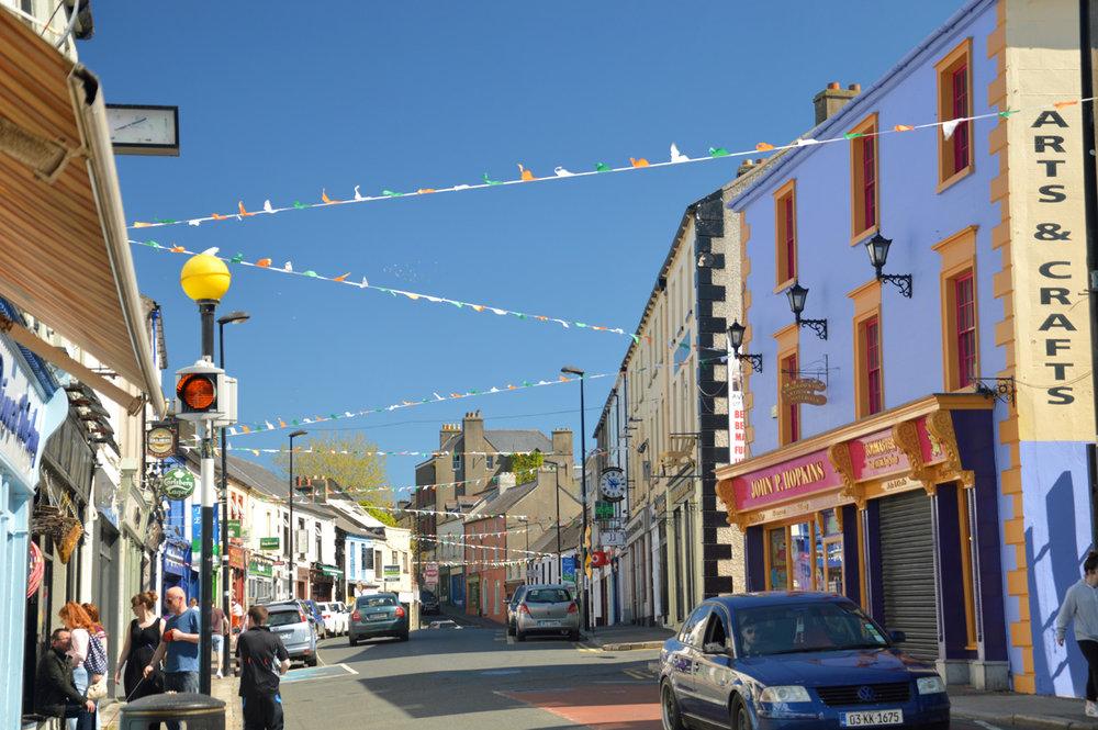 Streets in Wicklow