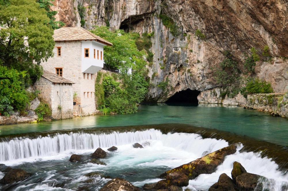 Blagaj - Dervish Monastery