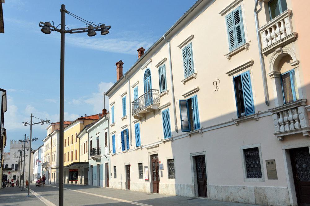 Koper Old Town