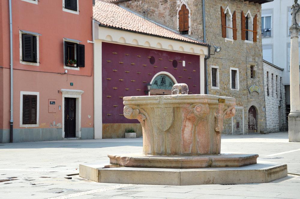 Carpaccio square
