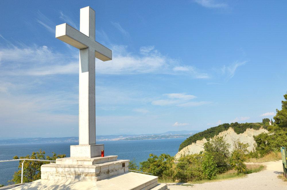Strunjan Cross
