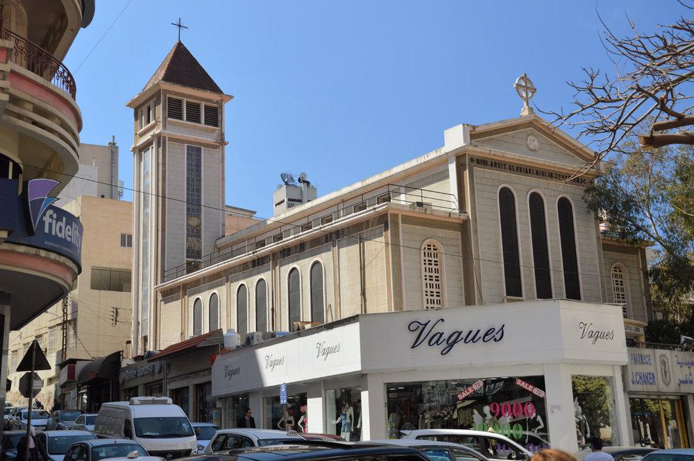 Church in Hamra