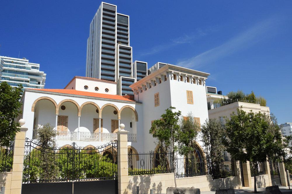 Villas in Beirut