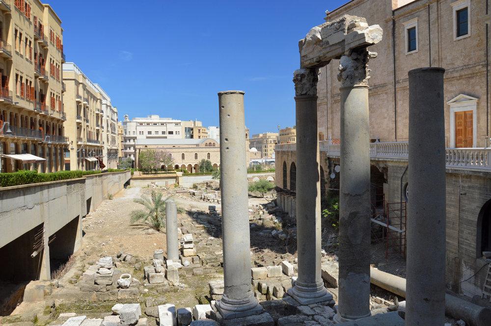 Forum of Berytus