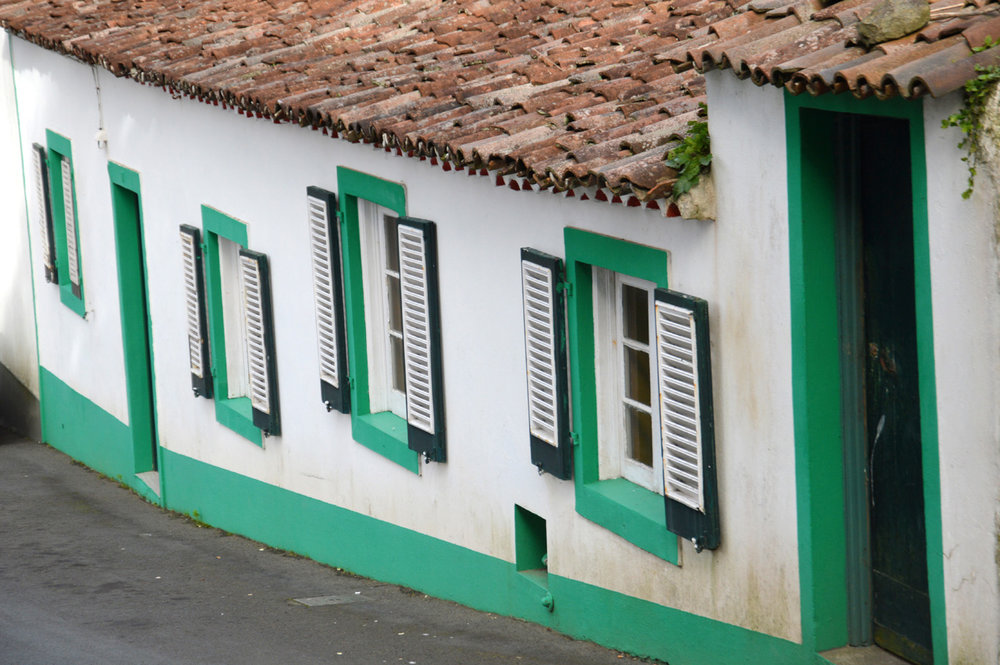 A village house in Nordeste