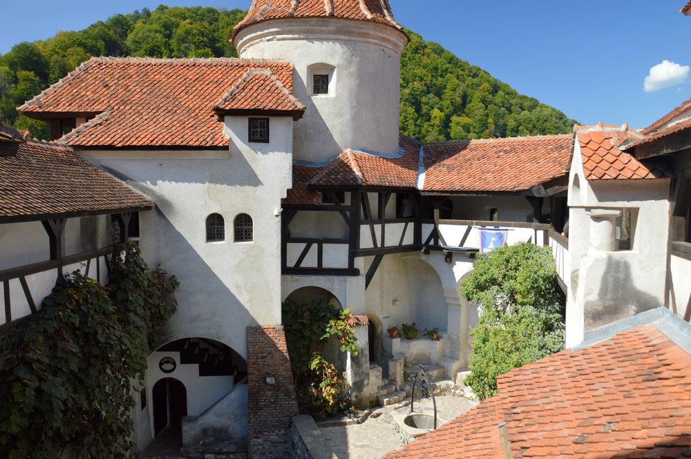 Bran - Dracula Castle    more info