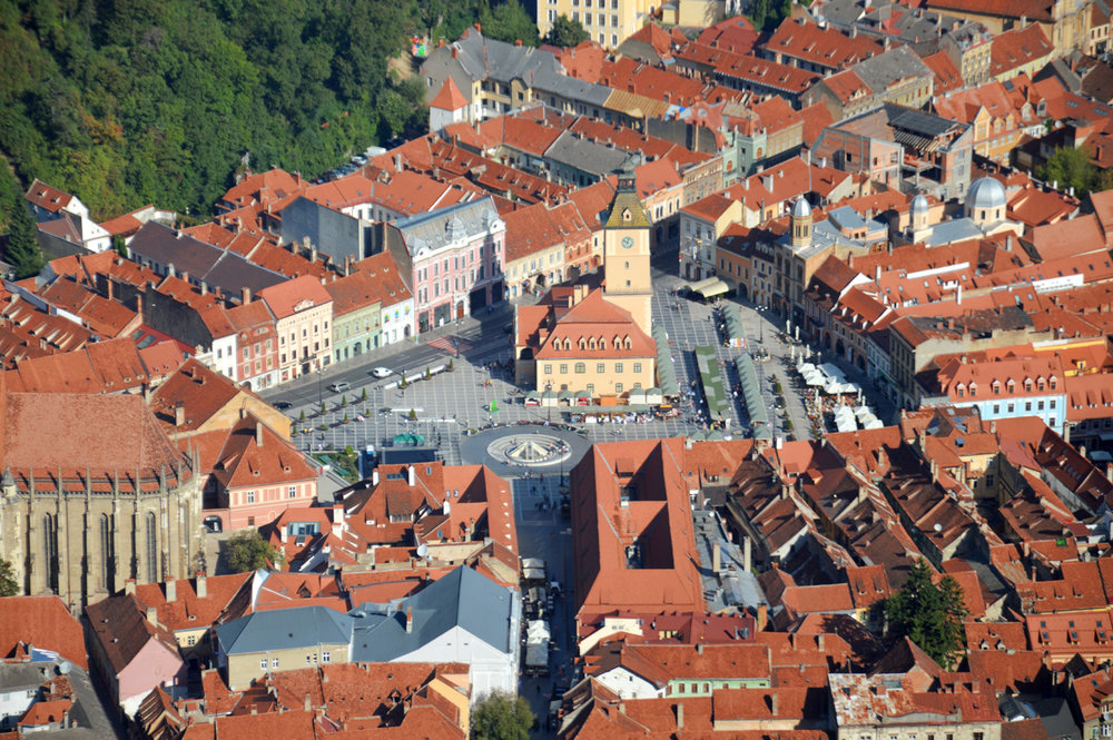 Old Town in Brasov    more info