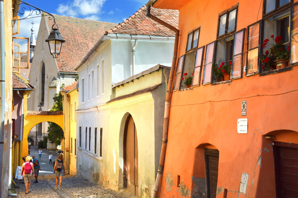 Colorful Sighisoara    more info