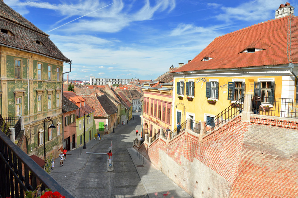 Houses Have Eyes in Sibiu    more info