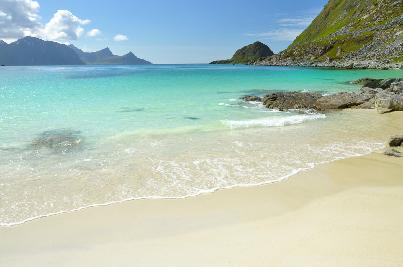 Norway Beaches - Little Miss Meteo