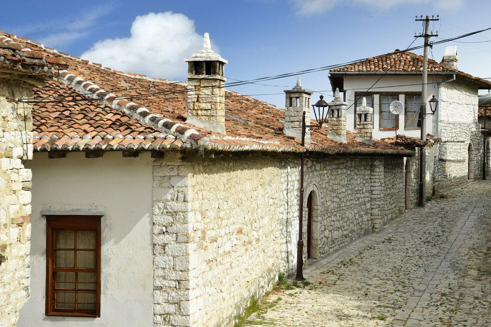 Street in Berat
