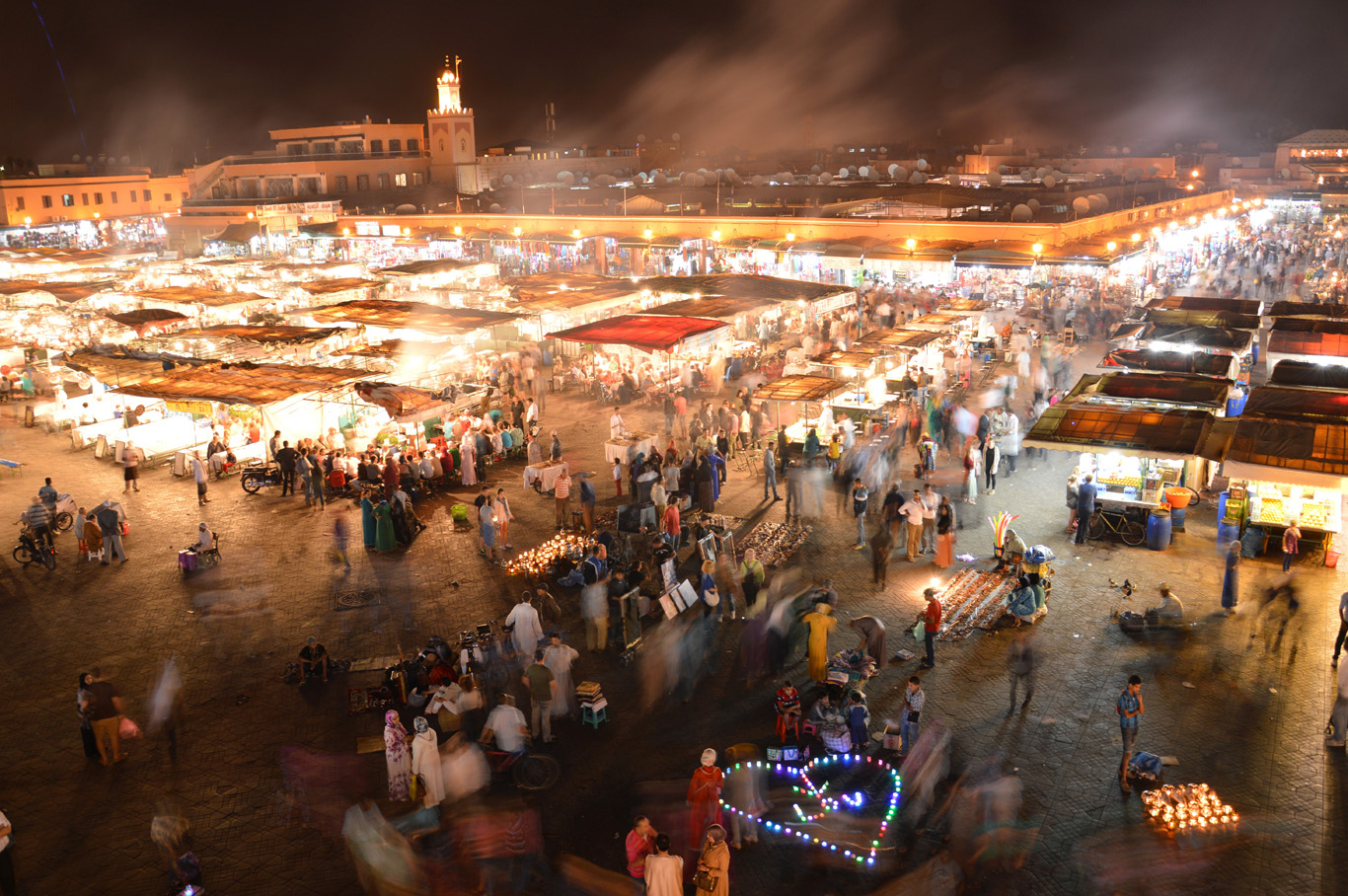 Things to See in Marrakesh - Medina, Palaces and... Scams ...