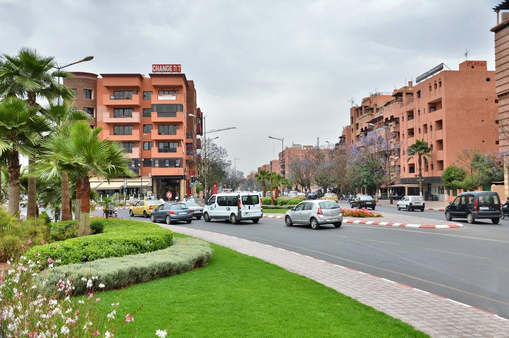 Modern Marrakesh