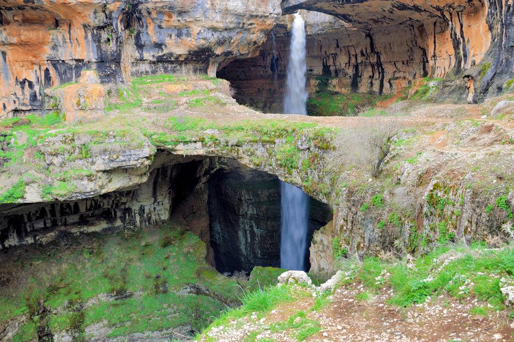 Baatara Waterfall