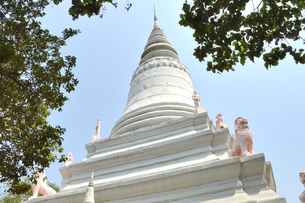 Wat Phnom Buddhist Temple