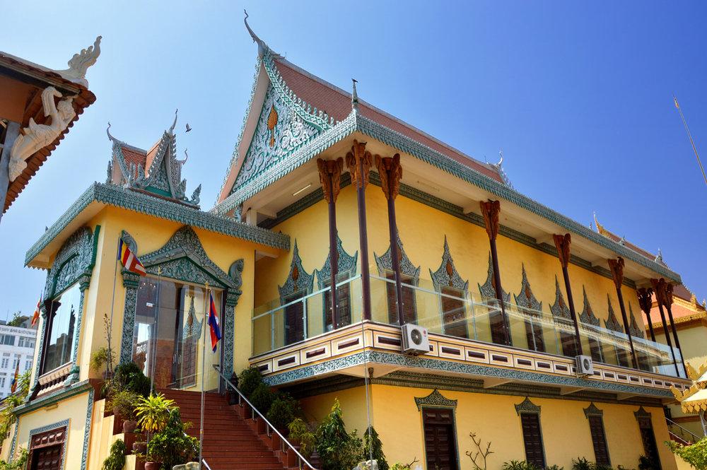 Wat Ounalom Temple