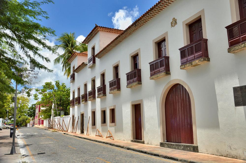 Street in Olinda