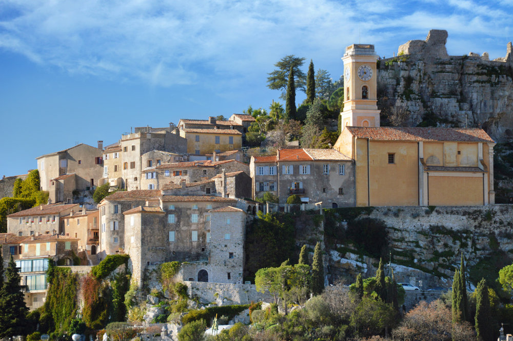 The village of Eze