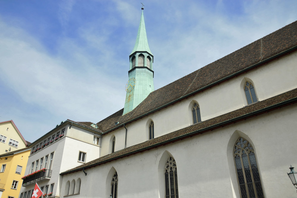 The Catholic Church in Zurich