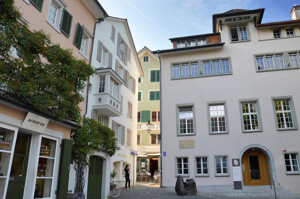 Zurch Old Town