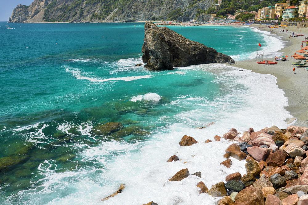 The Monterosso rock