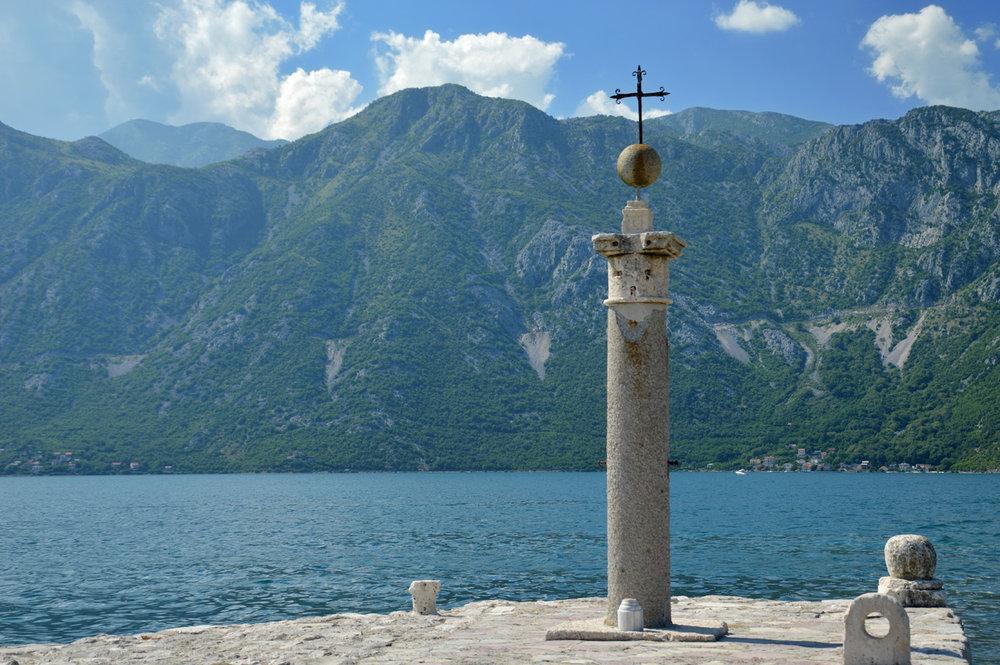Montenegrin fjords