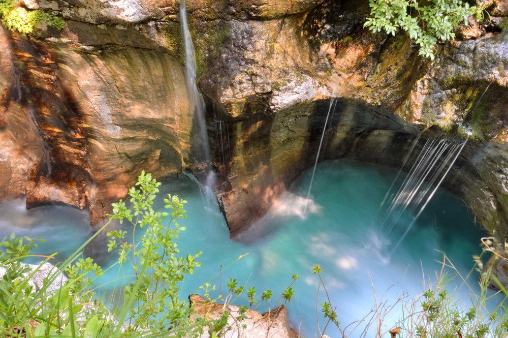 Soca River - Velika Korita