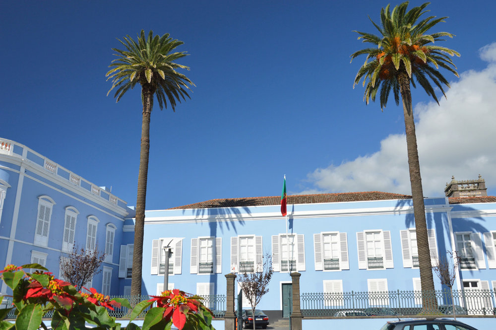 Conceicao Palace