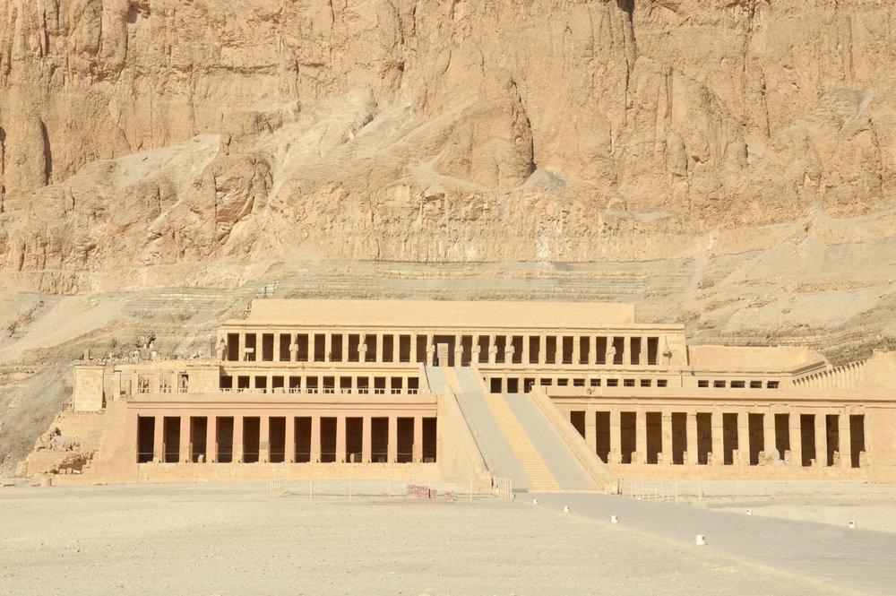 Temple of Hatshepsut     more info