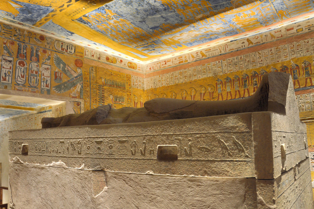 Tomb of Ramses 4th     more info