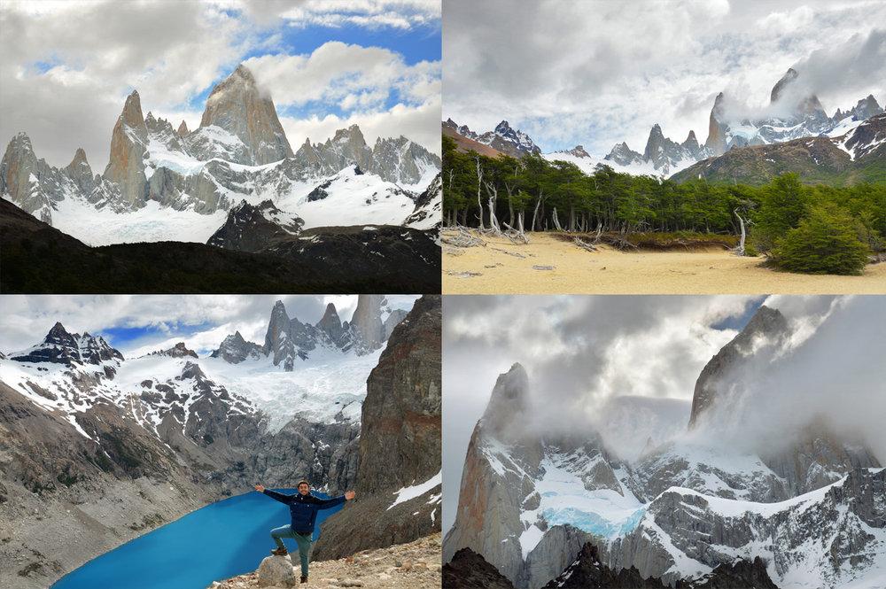 fitz roy trek argentina