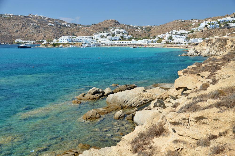 Near Anna Agia beach