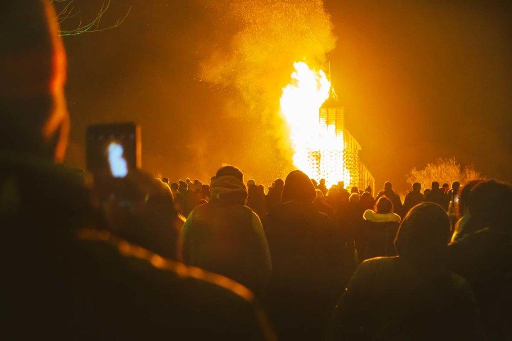 bonfire night - 2nd November (tbc)