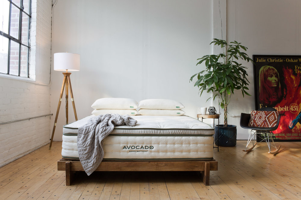 Featured Product: Avocado Green Mattress & the questions I asked as an eco-consumer.