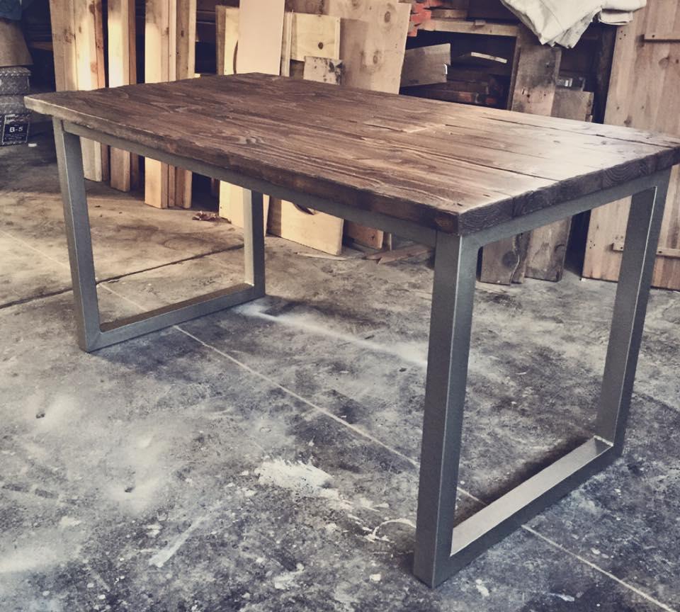Larissa Dining Table/Desk